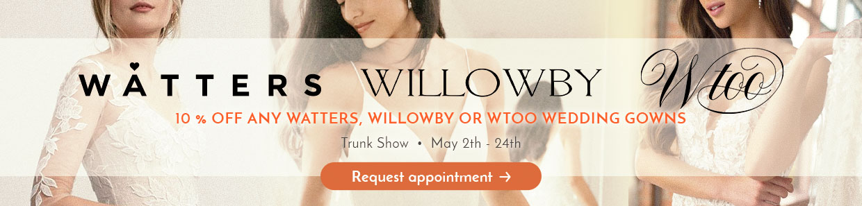 Watters, Willowby, Wtoo Trunk Show
